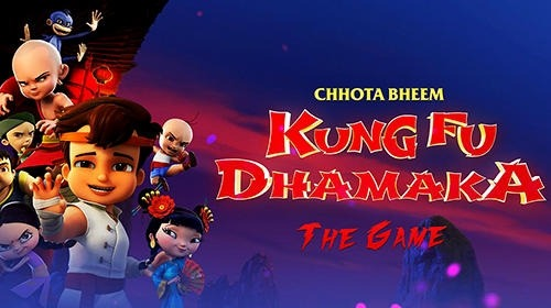Chhota Bheem: Kung Fu Dhamaka. Official Game Android Game Image 1