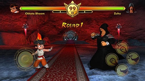 Chhota Bheem: Kung Fu Dhamaka. Official Game Android Game Image 3