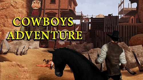 Cowboys Adventure Android Game Image 1