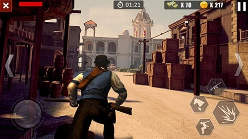 Cowboys Adventure Android Game Image 4
