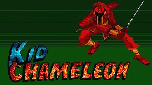 Download Free Android Game Kid Chameleon Classic - 11823