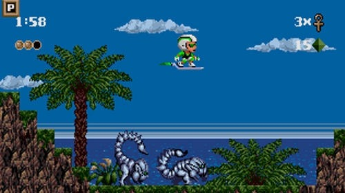 Kid Chameleon Classic Android Game Image 2