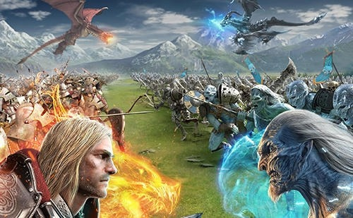 Rise Of Empires: Ice And Fire Android Game Image 2