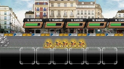 Tour De France 2019: Official Game. Sports Manager Android Game Image 3