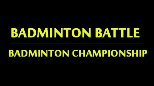Badminton Battle: Badminton Championship Android Game Image 1
