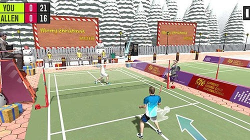 Badminton Battle: Badminton Championship Android Game Image 2