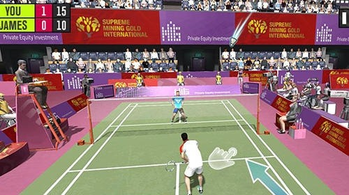 Badminton Battle: Badminton Championship Android Game Image 4