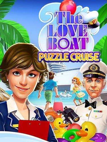 The Love Boat: Puzzle Cruise Android Game Image 1