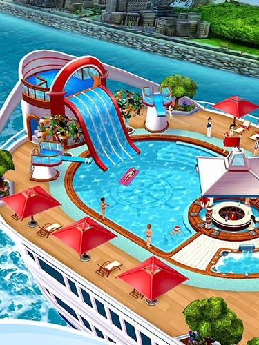 The Love Boat: Puzzle Cruise Android Game Image 3