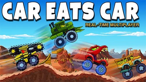 Car Eats Car Multiplayer Android Game Image 1
