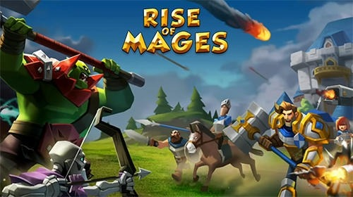 Rise Of Mages Android Game Image 1