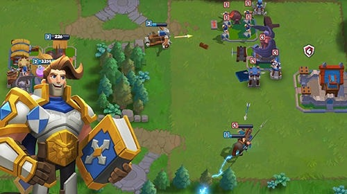 Rise Of Mages Android Game Image 2