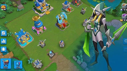 Rise Of Mages Android Game Image 3