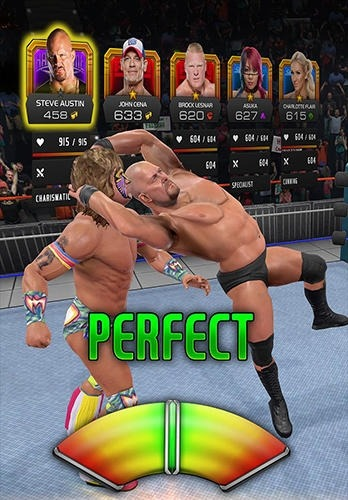 WWE Universe Android Game Image 3