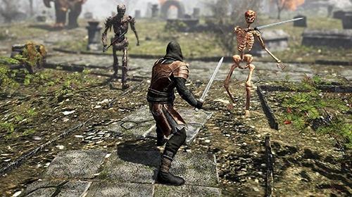 Evil Lands: Online Action RPG Android Game Image 2