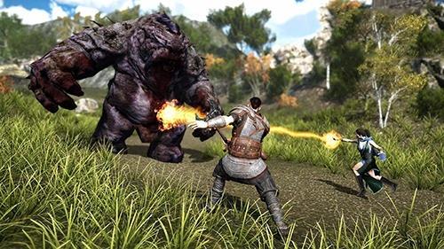 Evil Lands: Online Action RPG Android Game Image 3