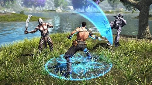 Evil Lands: Online Action RPG Android Game Image 4