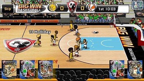 Real Basketball Winner Android Game Image 2