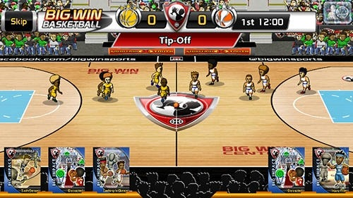 Real Basketball Winner Android Game Image 3