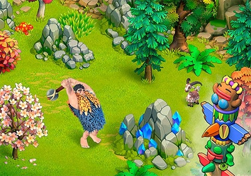 Stone Family Age Android Game Image 4