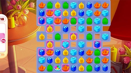 Cooking Paradise: Puzzle Match-3 Game Android Game Image 2