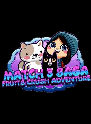 Match 3 Saga: Fruits Crush Adventure Android Game Image 1