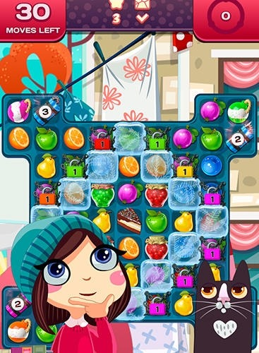 Match 3 Saga: Fruits Crush Adventure Android Game Image 2
