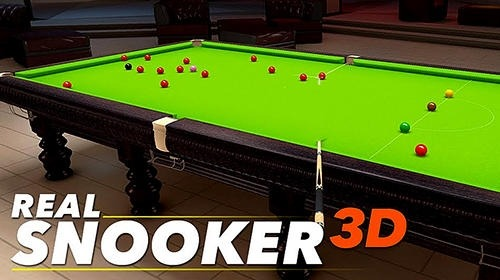 Real Snooker 3D Android Game Image 1