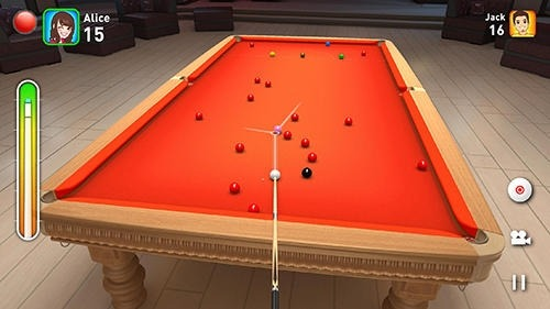 Real Snooker 3D Android Game Image 3