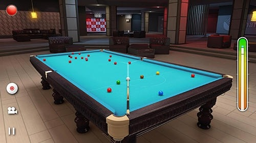 Real Snooker 3D Android Game Image 4