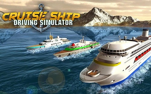 Cruise Ship Driving Racer Android Game Image 1