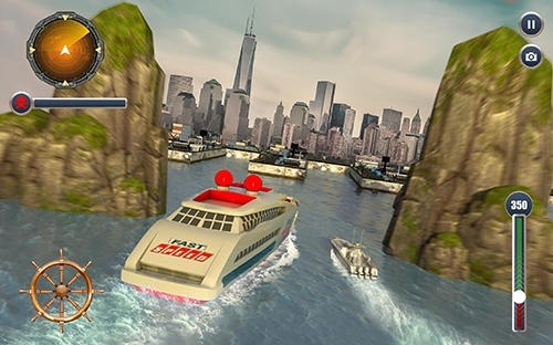 Cruise Ship Driving Racer Android Game Image 3