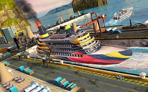 Cruise Ship Driving Racer Android Game Image 4