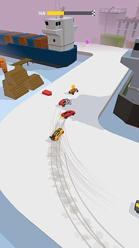 Drifty Race Android Game Image 2