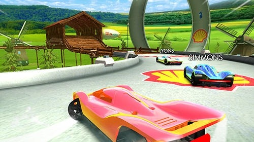 Shell Racing Android Game Image 3