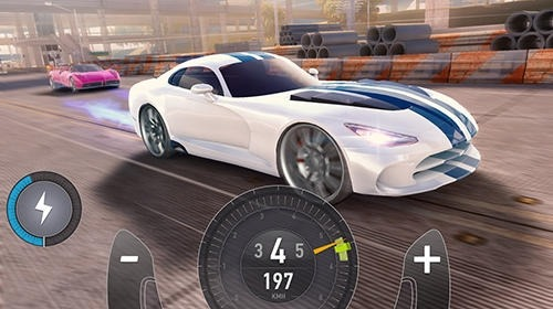 Top Speed 2: Drag Rivals And Nitro Racing Android Game Image 3