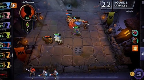 Dota Underlords Android Game Image 2