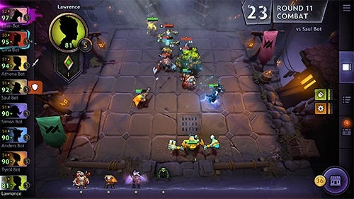 Dota Underlords Android Game Image 3