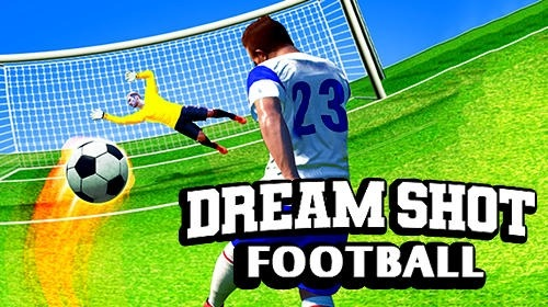 Dream Shot Football Android Game Image 1