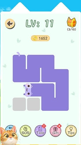 Meow: One Line Android Game Image 3