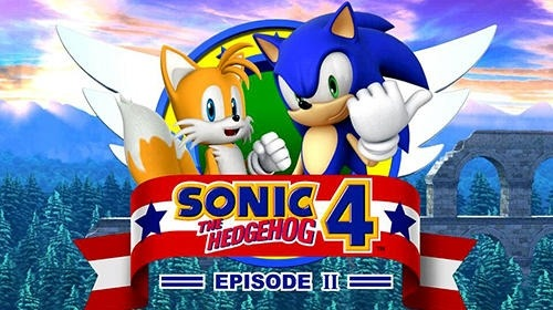 Download Free Android Game Sonic The Hedgehog 4