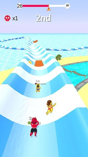 Aquapark.io Android Game Image 3