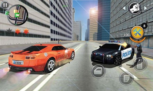 Grand Gangsters 3D Android Game Image 3