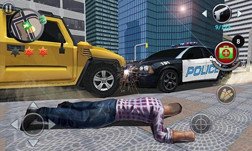 Grand Gangsters 3D Android Game Image 4