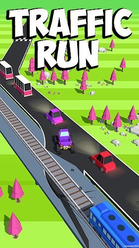 Traffic Run! Android Game Image 1