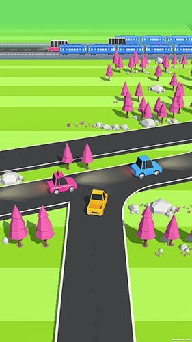 Traffic Run! Android Game Image 2