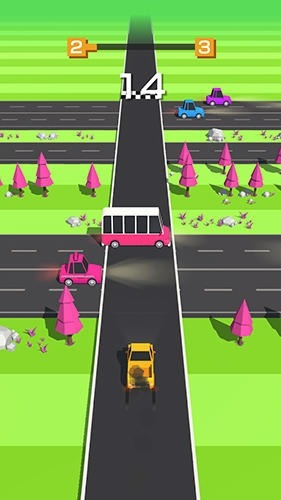 Traffic Run! Android Game Image 3
