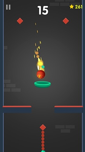 Hop Hop Dunk Android Game Image 2