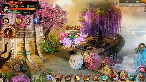 Myth Of Sword Android Game Image 2