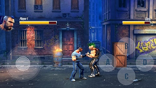 Street Fighting Game 2019 Android Game Image 2